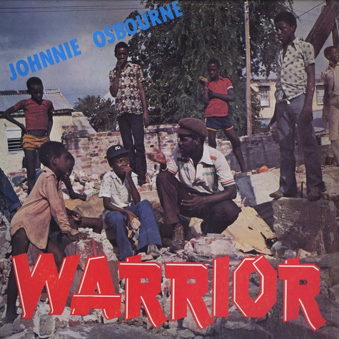 Johnnie Osbourne - Warrior