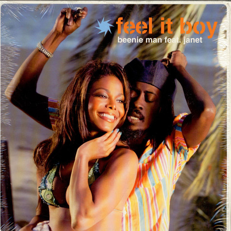 Beenie Man Feat. Janet Jackson - Feel It Boy