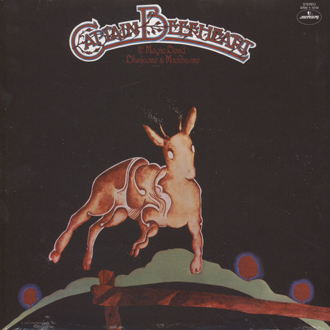 Captain Beefheart & The Magic Band - Bluejeans & moonbeams
