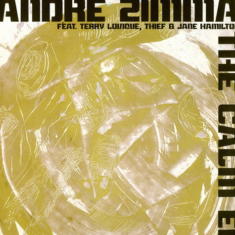 Andre Zimma - The calm EP