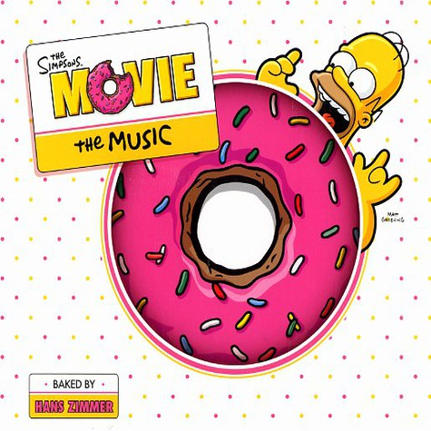 Simpsons, The - The movie soundtrack