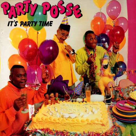 Party Posse - It's party time