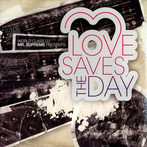 Mr.Supreme - Love saves the day