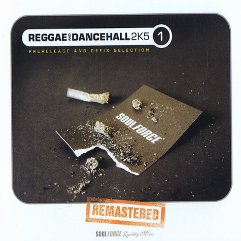 V.A. - Reggae and dancehall 2k5 - prerealeases and refix selections