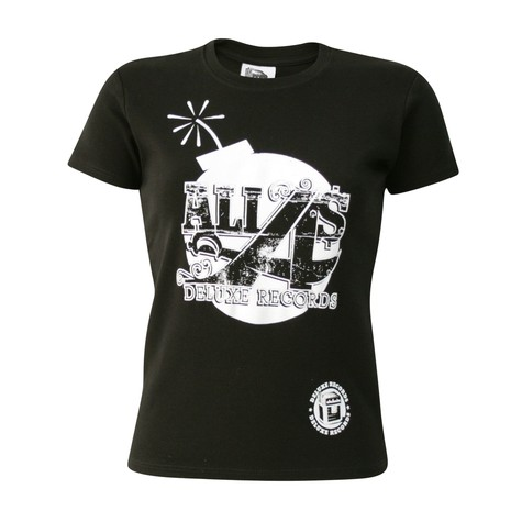 Ali as - Bomben logo girls T-Shirt