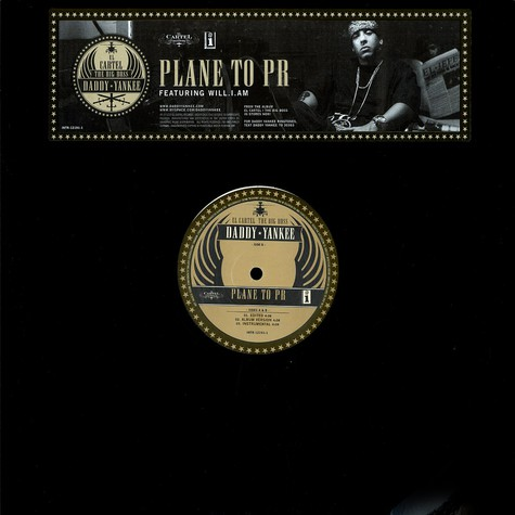 Daddy Yankee - Plane to pr feat. Will.I.Am