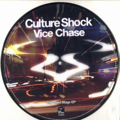 Culture Shock - Vice chase