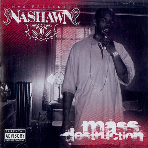 Nashawn - Mass destruction