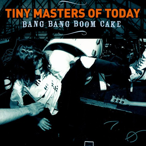 Tiny Masters Of Today - Bang bang boom cake