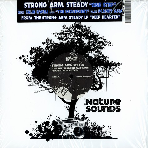 Strong Arm Steady - One step feat. Talib Kweli