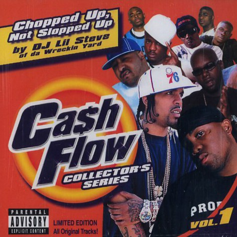 Cash Flow - Volume 1