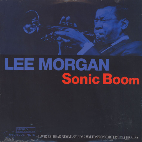 Lee Morgan - Sonic boom