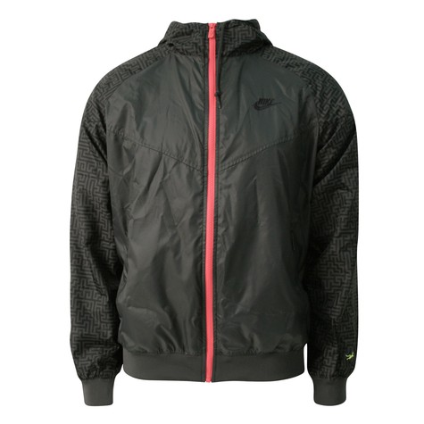 Nike - Wood wood co-lab windrunner