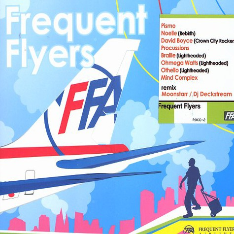 Frequent Flyers - Frequent Flyers