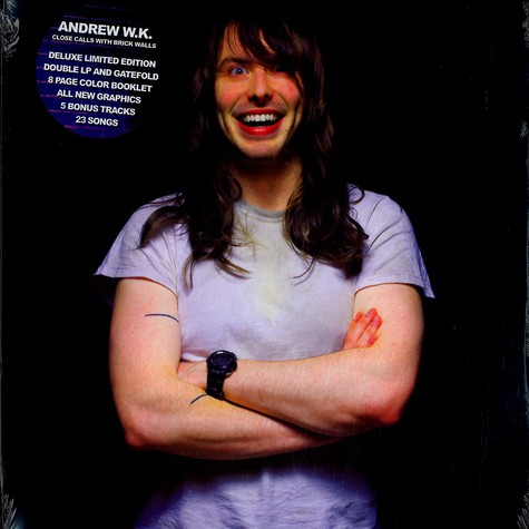Andrew W.K. - Close calls with brick walls