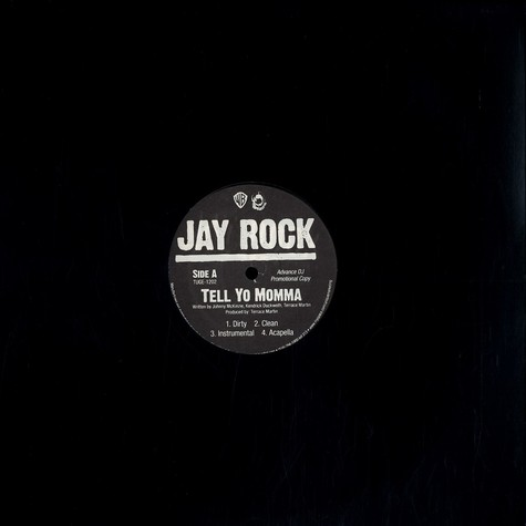 Jay Rock - Tell yo momma