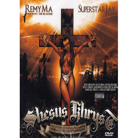 Remy Ma & Superstar Jay - Shesus khryst