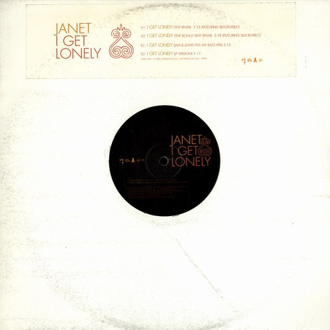 Janet Jackson - I get lonely TNT Remix feat. Blackstreet