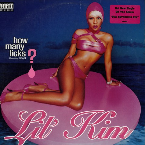 Lil Kim - How many licks