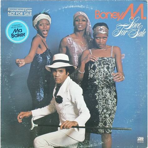 Boney M. - Love For Sale