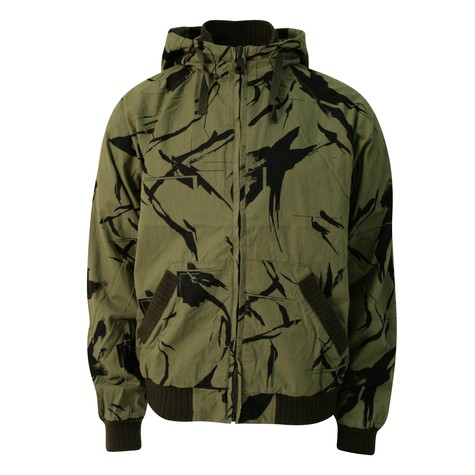 Addict - Manchester She camo jacket