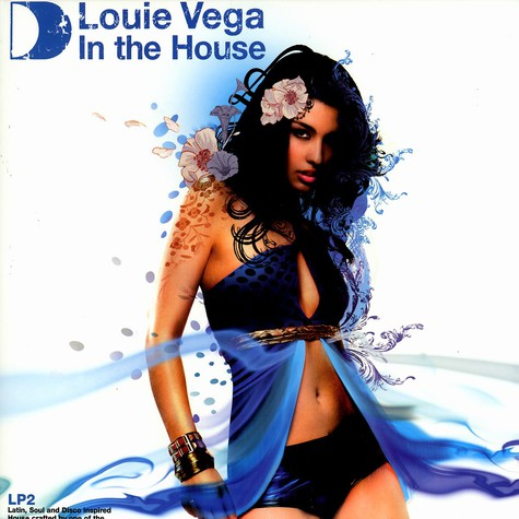 Louie Vega - In the house LP 2