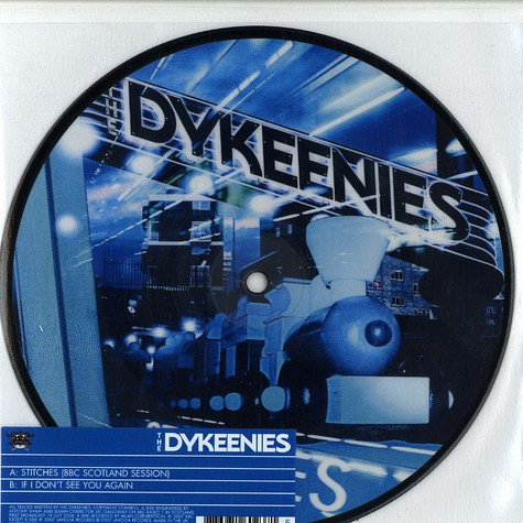 Dykeenies, The - Stitches (live)
