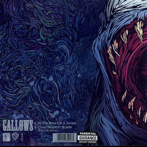 Gallows - In the belly of a shark