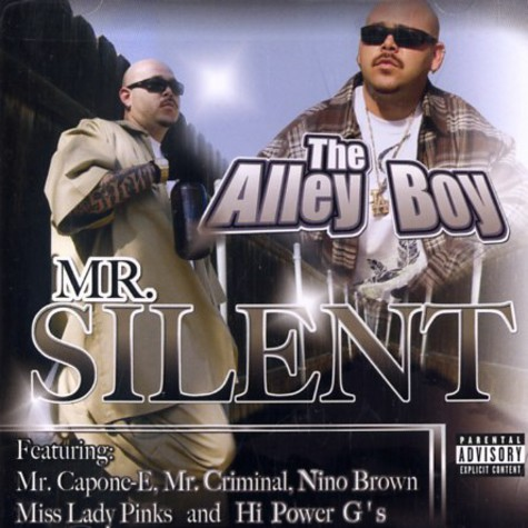 Mr.Silent - The alley boy
