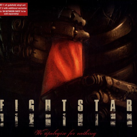 Fightstar - We apologise for nothing - part 1 of 2