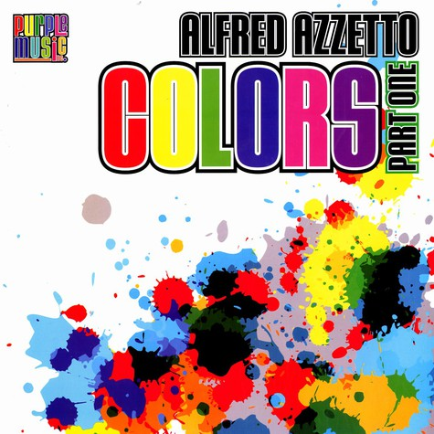 Alfred Azzetto - Colors part 1