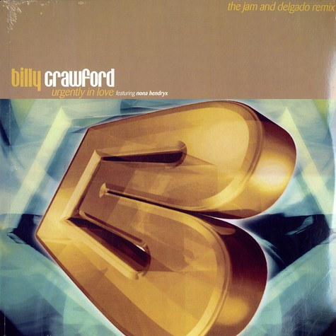 Billy Crawford - Urgently in love feat. Nona Hendryx