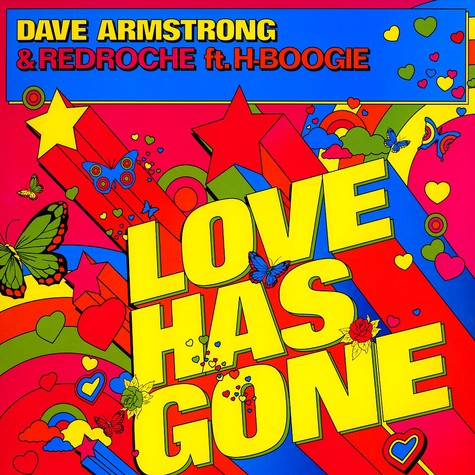 Dave Armstong & Redroche - Love has gone feat. H-Boogie