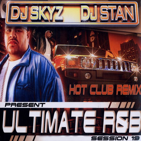 Ultimate Rnb - Session 19 feat. DJ Skyz & DJ Stan