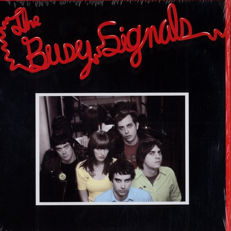 Busy Signals, The - The Busy Signals