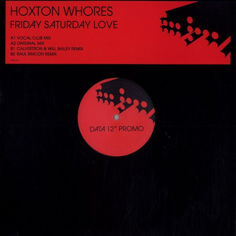 Hoxton Whores - Friday saturday love