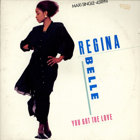 Regina Bell - You got the love