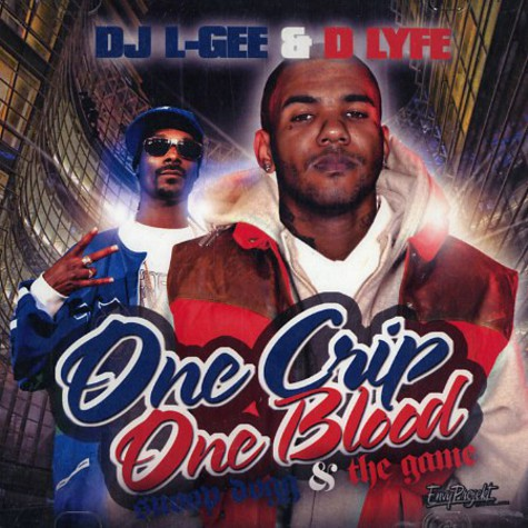 DJ L-Gee & D Lyfe - One crip one blood - Snoop Dogg & The Game