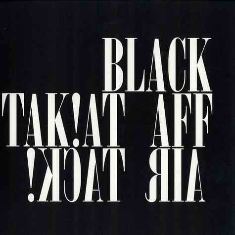 Black Affair - Tak! attack!