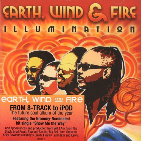 Earth, Wind & Fire - Illumination album sampler
