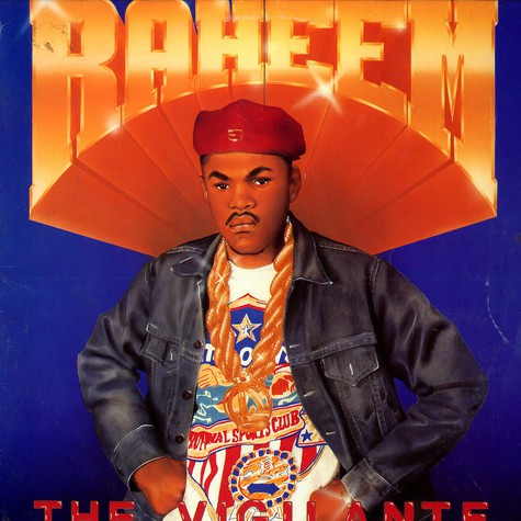 Raheem - The vigilante