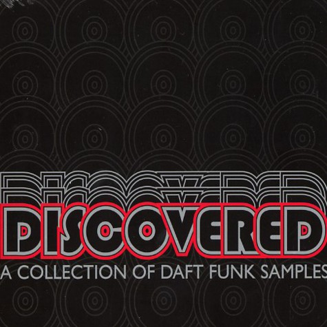 Daft Punk - Discovered - a collection of Daft Punk samples