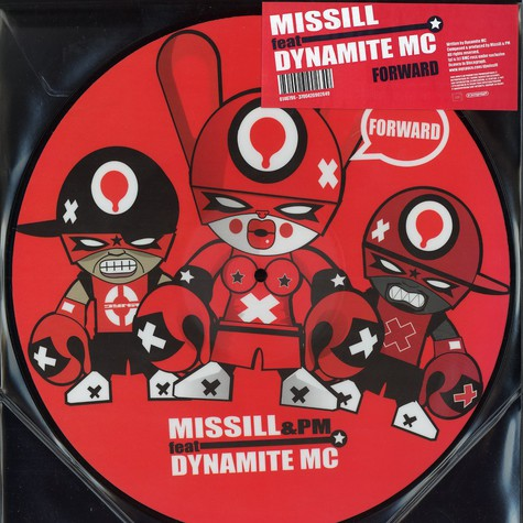 Missill & PM - Forward feat. Dynamite MC