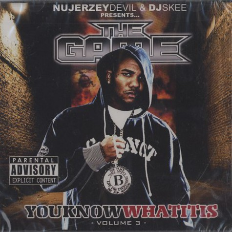 Game, The - You know what it is volume 3
