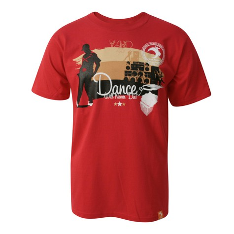 Yard - Dance will never die T-Shirt