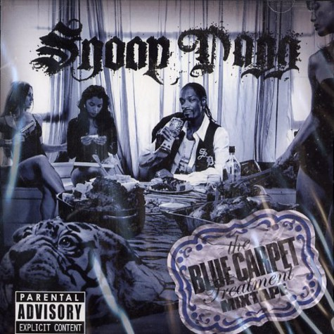 Snoop Dogg - Tha blue carpet treatment mixtape