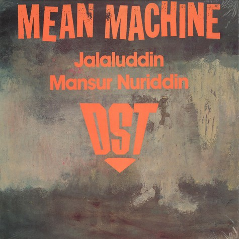 D.St. & Jalaluddin M. Nuriddin - Mean machine