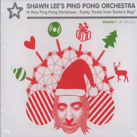 Shawn Lee's Ping Pong Orchestra - A Very Ping Pong Christmas