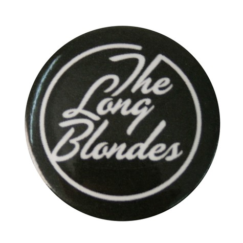 Long Blondes, The - Logo button
