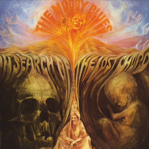 Moody Blues, The - In search of the last chord